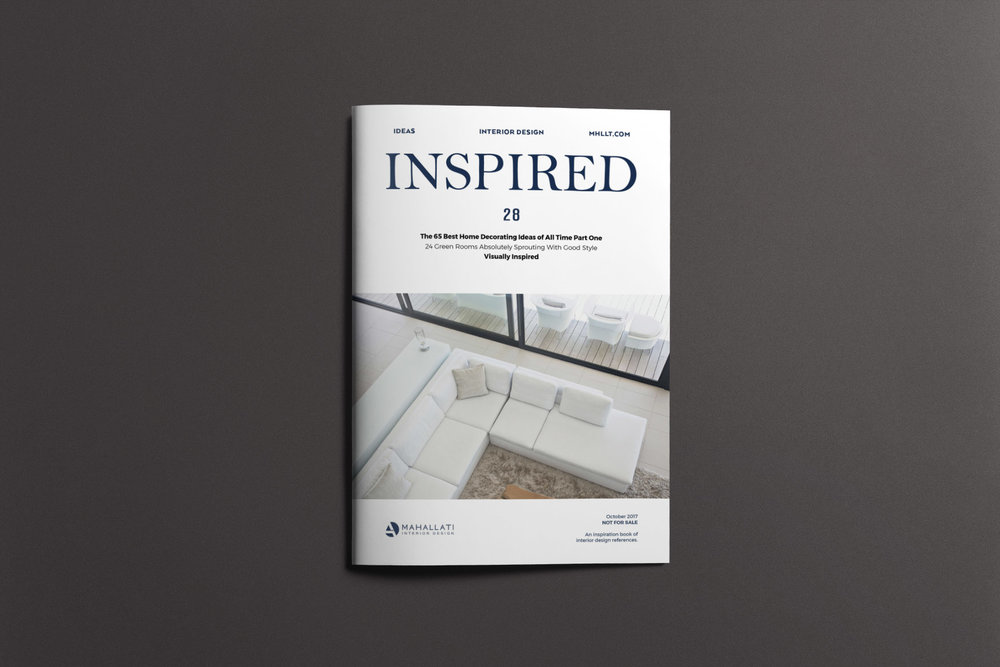 Inspired Vol 28 - October 2017