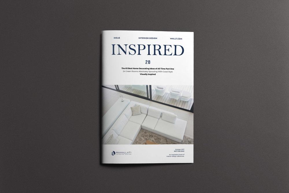 Inspired Vol 28 - October 2017