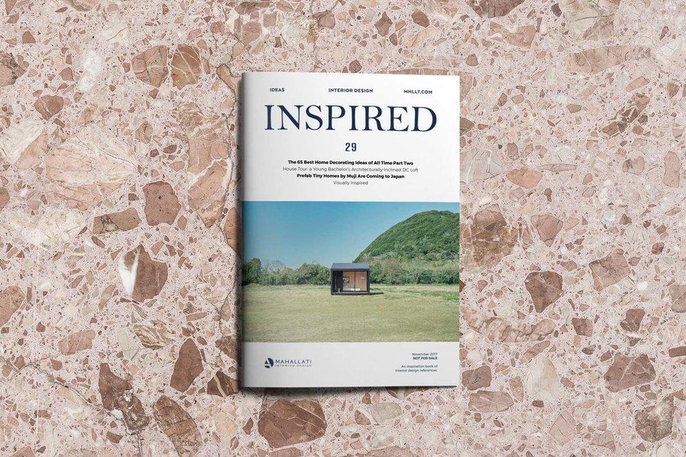 Inspired Vol 29 - November 2017