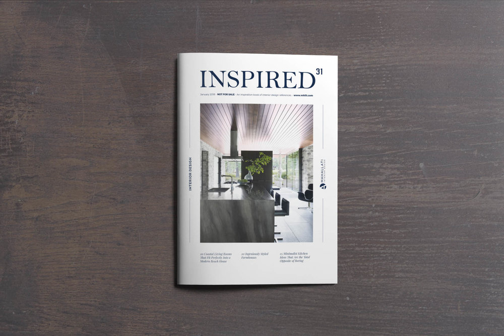 Inspired Vol 31 - January 2018