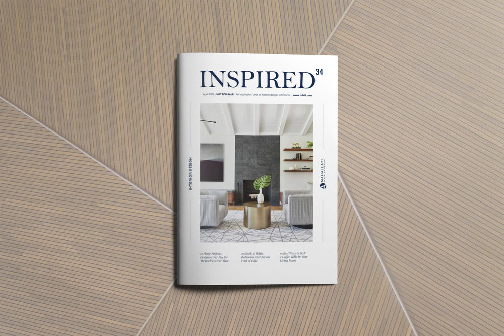 Inspired Vol 34 - April 2018