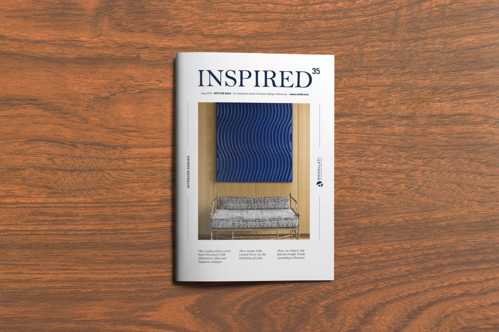 Inspired Vol 35 - May 2018