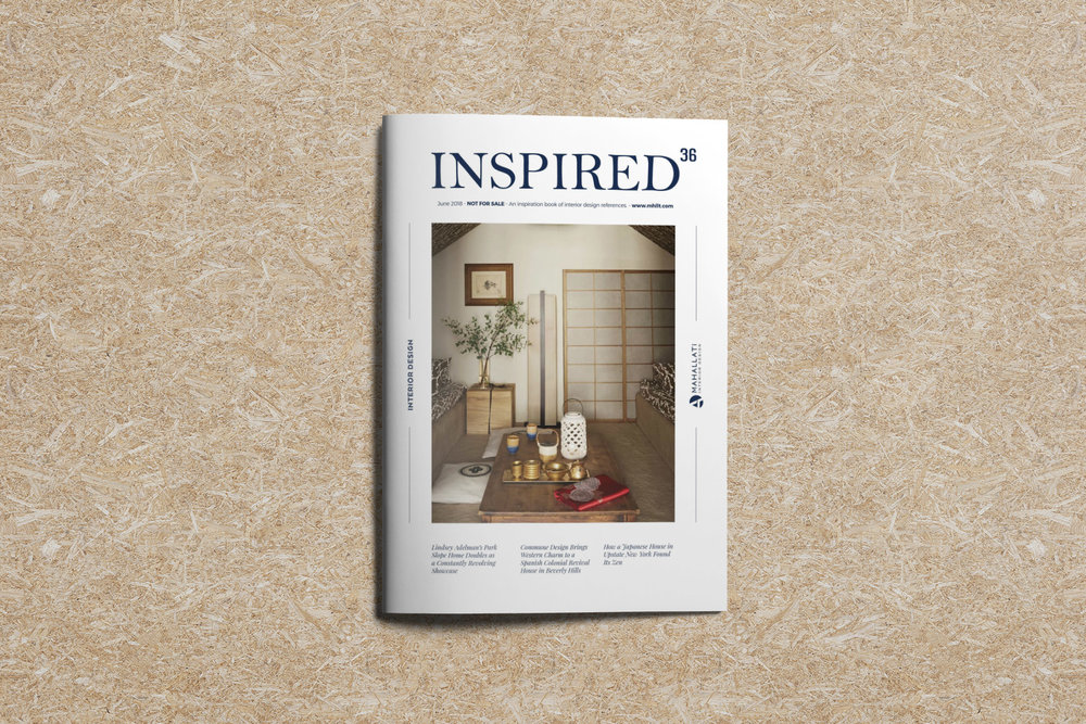 Inspired Vol 36 - June 2018