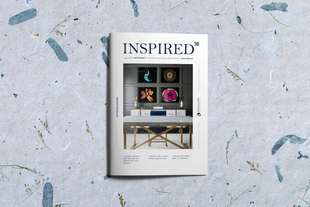 Inspired Vol 38 - August 2018