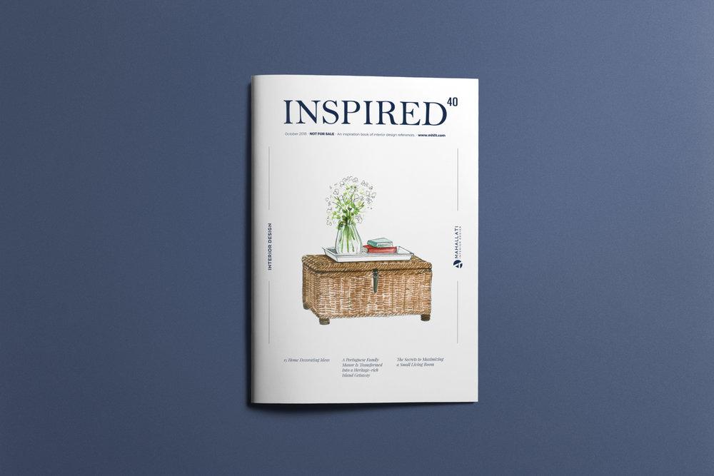 Inspired Vol 40 - October 2018