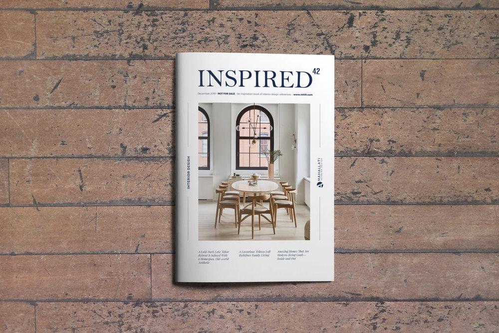 Inspired Vol 42 - December 2018