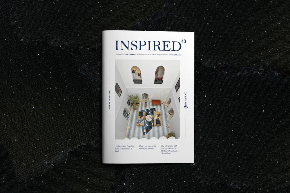 Inspired Vol 43 - January 2019