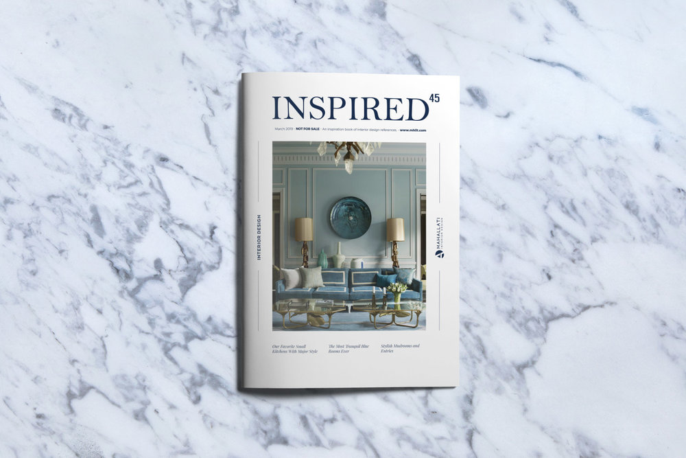 Inspired Vol 45 - March 2019