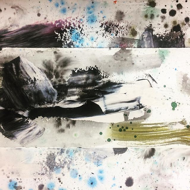 This weekend is Somerville Open Studio! Come visit me @  86 Joy St, studio 21 Sat-Sun, 12-6 #sos2017 . . . #bosarts #somerville #art #artist #studio #artstudio #openstudios #pen #ink #abstractart #abstract #paint #painting #draw #drawing