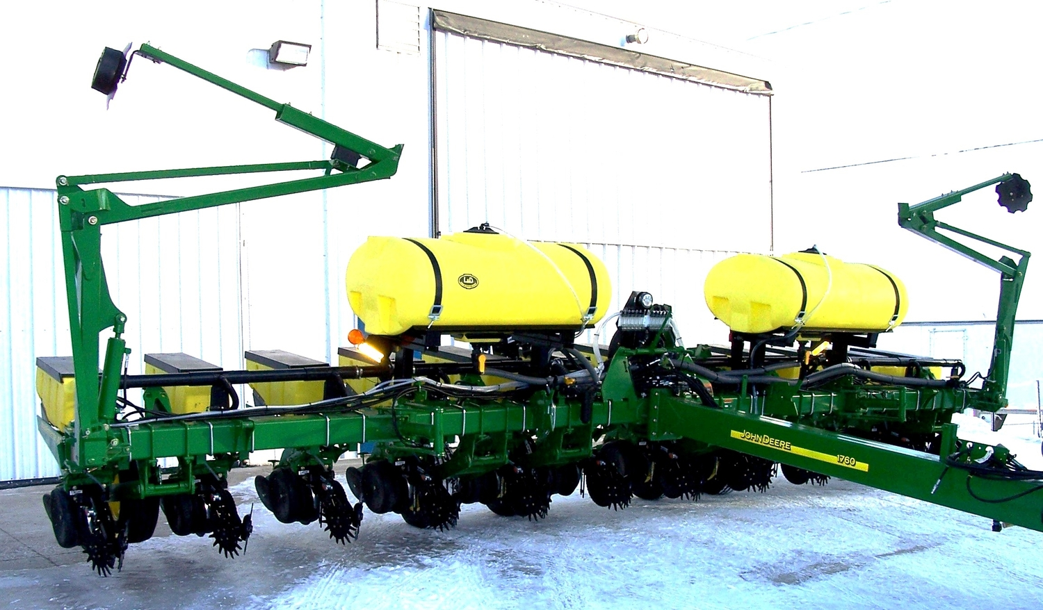 Liquid Fertilizer Planter Kits L D Ag Service