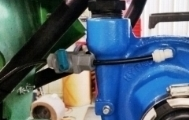 Hydraulic Centrifugal Pump Bleeder Valve