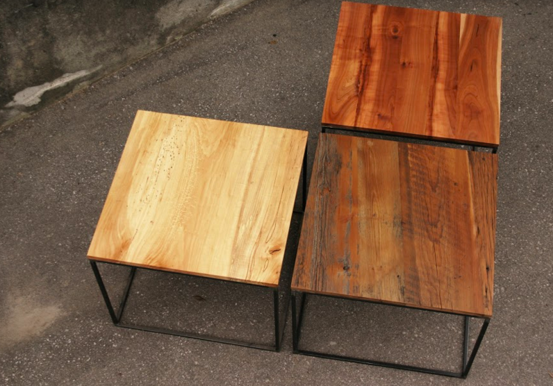 Straight Edge Tops with Minimalism Bases