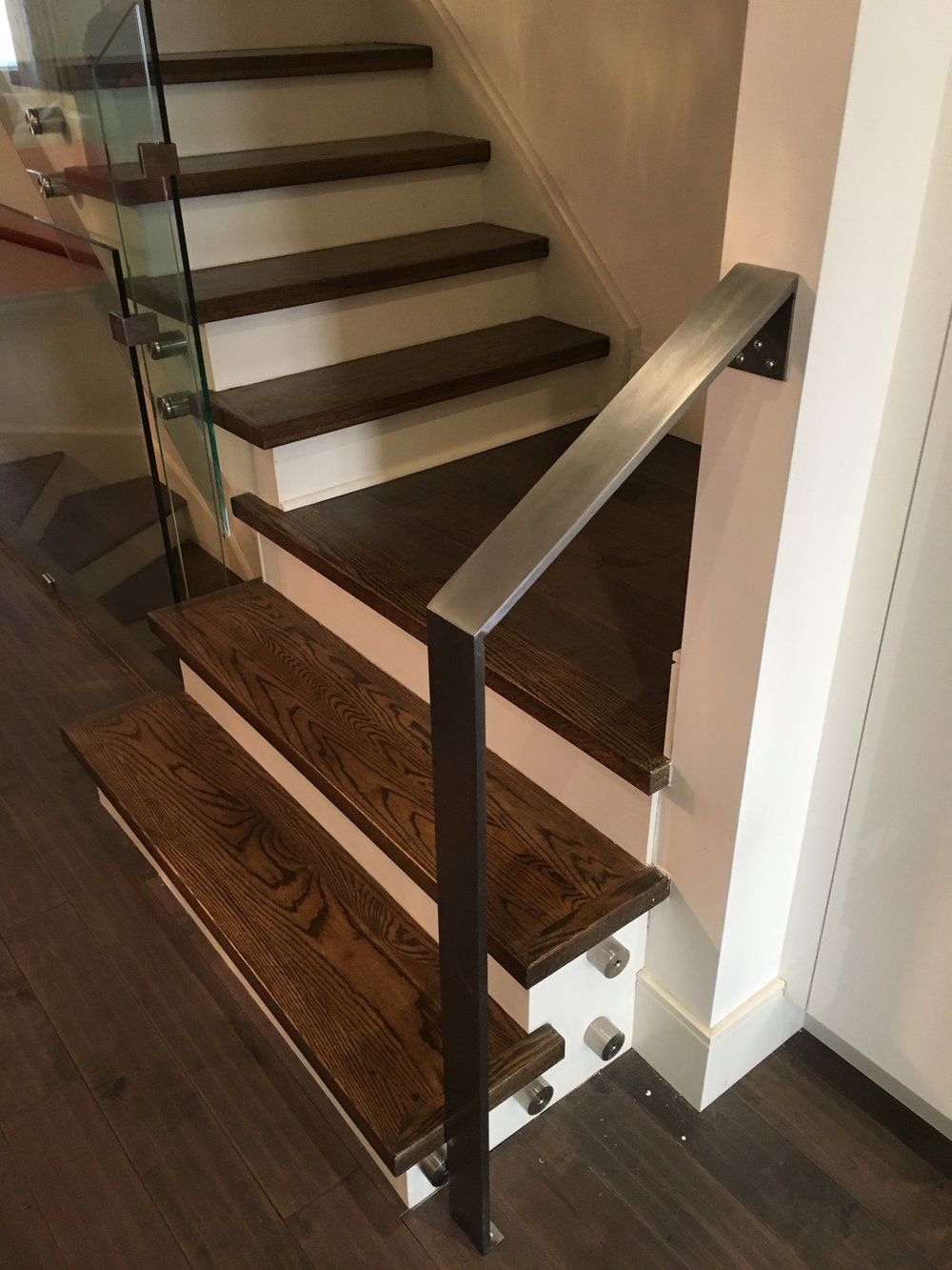 Custom Steel Railing
