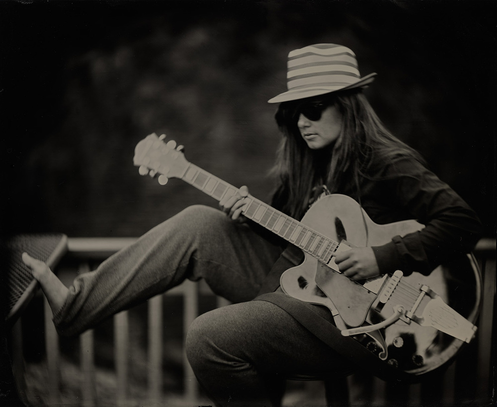 Guitar Gayle