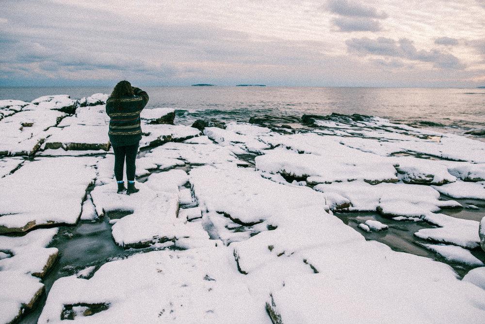 Kyle Willis Acadia National Park