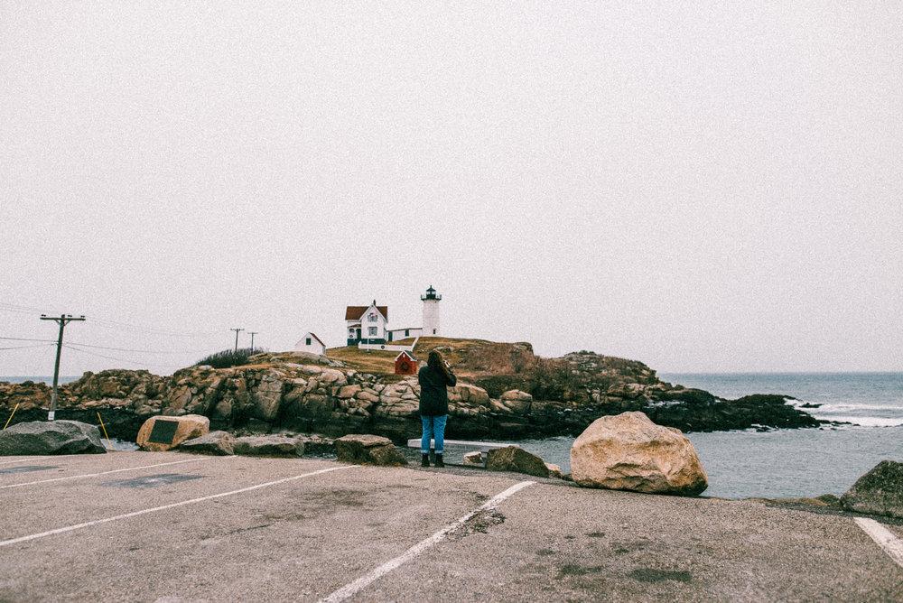 Kyle Willis Nubble Lighthouse