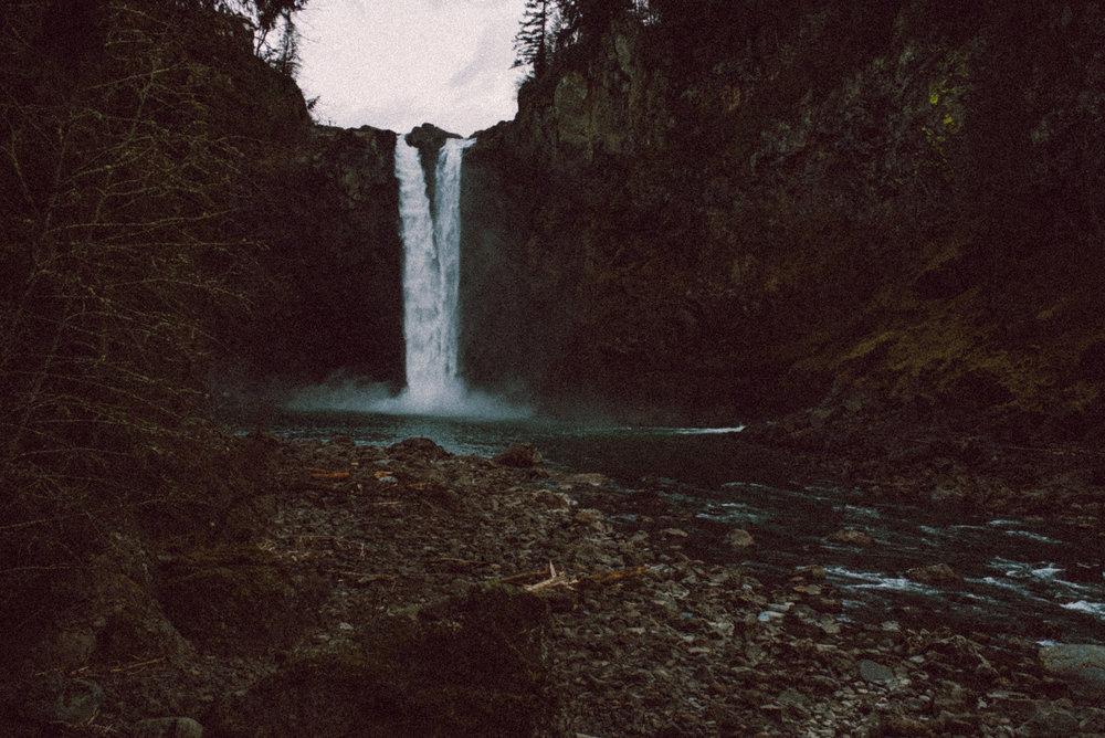 Kyle Willis Snoqualmie Falls