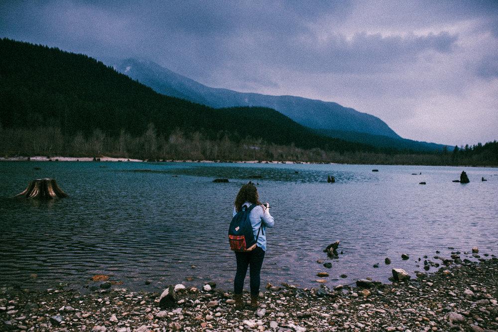 Kyle Willis Demurela Rattlesnake Lake
