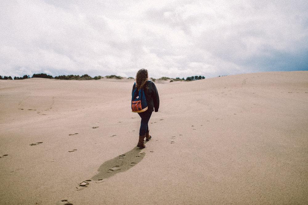Florence Oregon Sand dunes