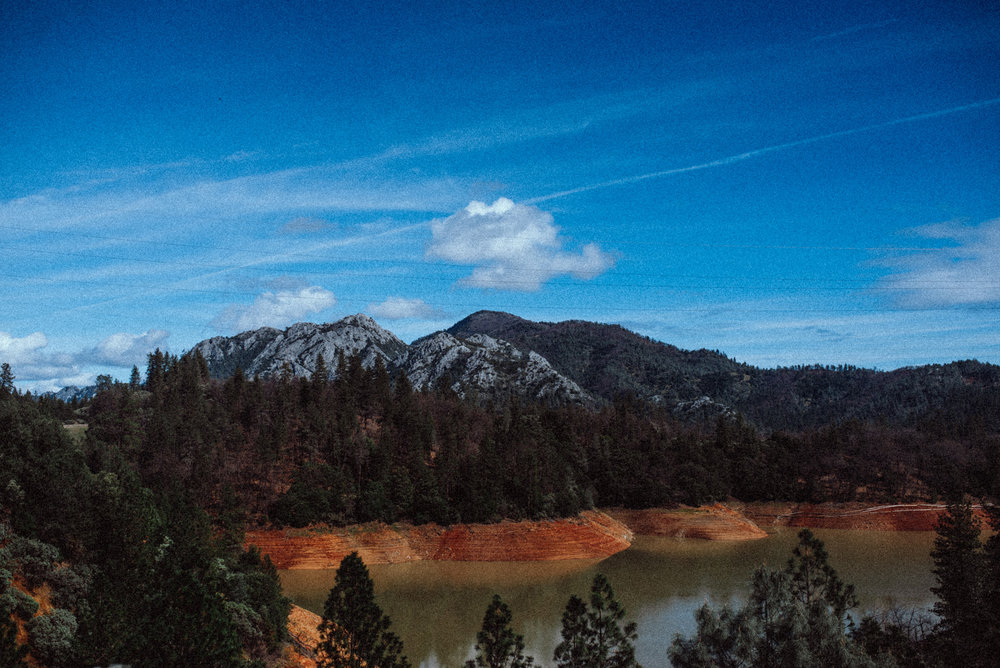 Mount Shasta Lake