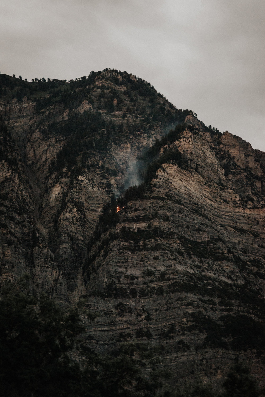 Provo Utah wildfire