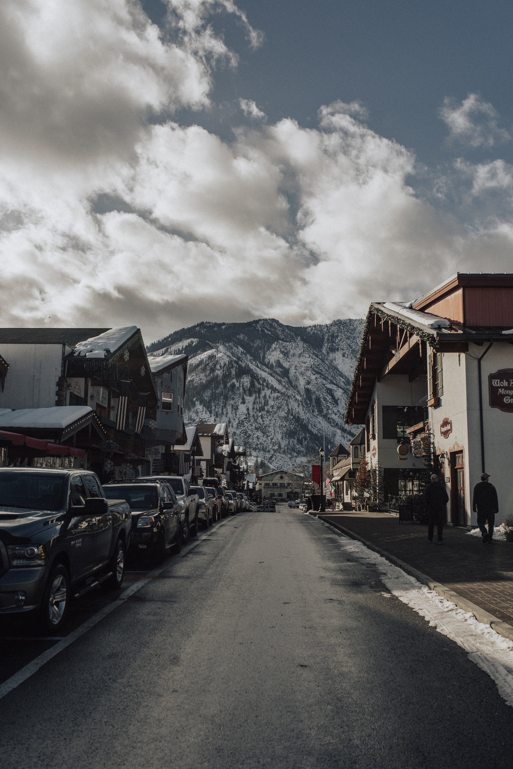 Icicle Inn Leavenworth Washington KyleWillisPhoto