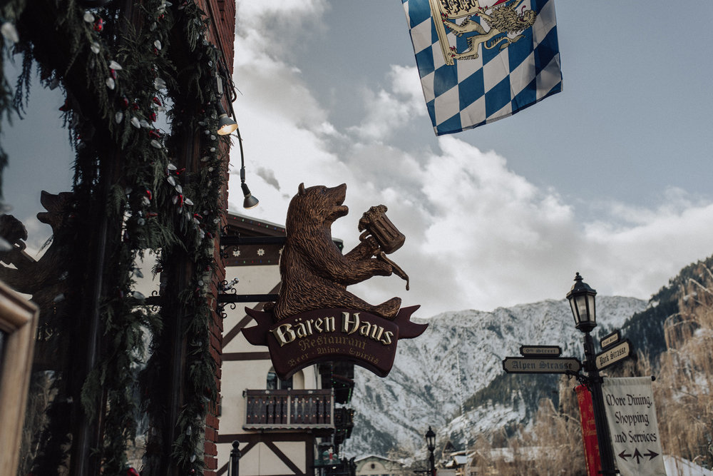 Baren Haus Leavenworth Washington KyleWillisPhoto