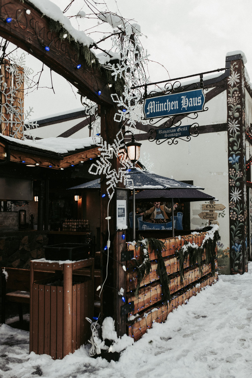 Munchen Haus KyleWillisPhoto Leavenworth Washington