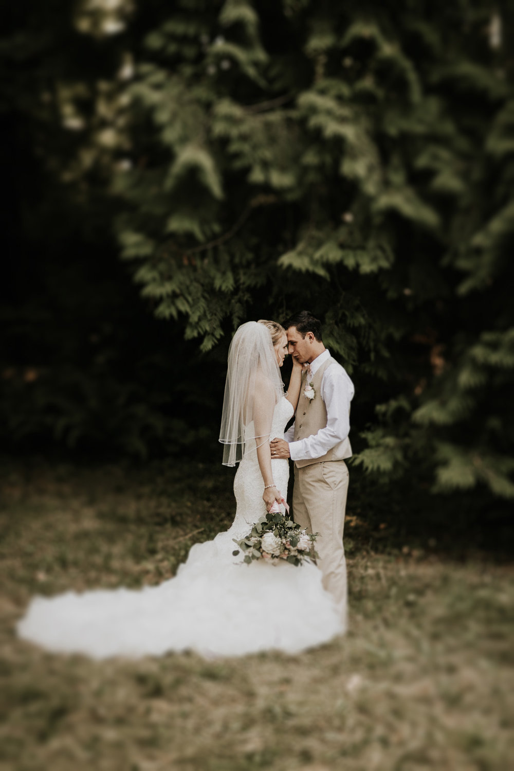 Ridgefield Washington Wedding Photographer