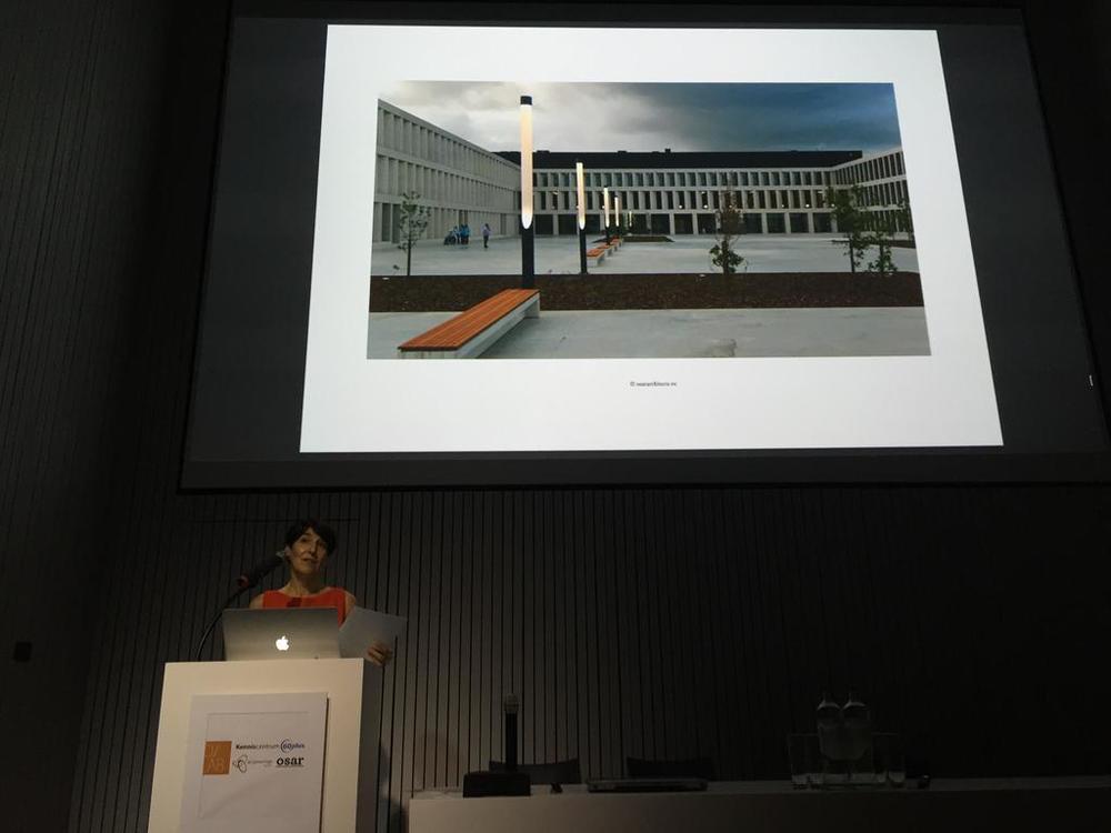 Hilde Vermolen Director osar Architects