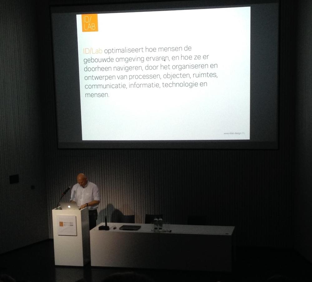 Michel Verheem, Director ID/Lab International