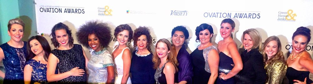 2016 Ovation Awards