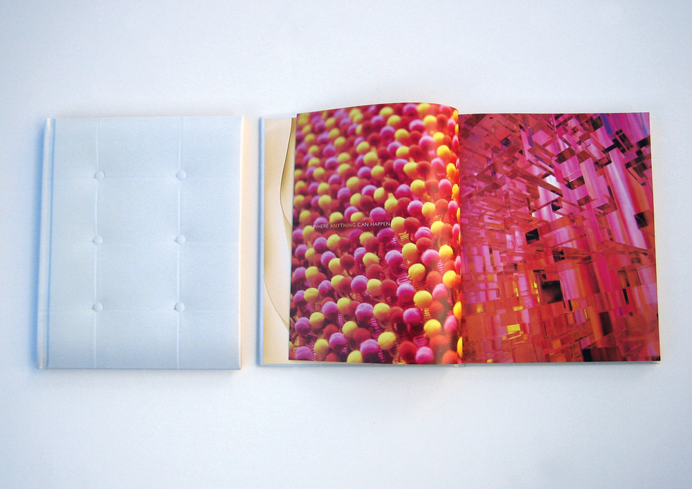 W Hotels Book Publication Design