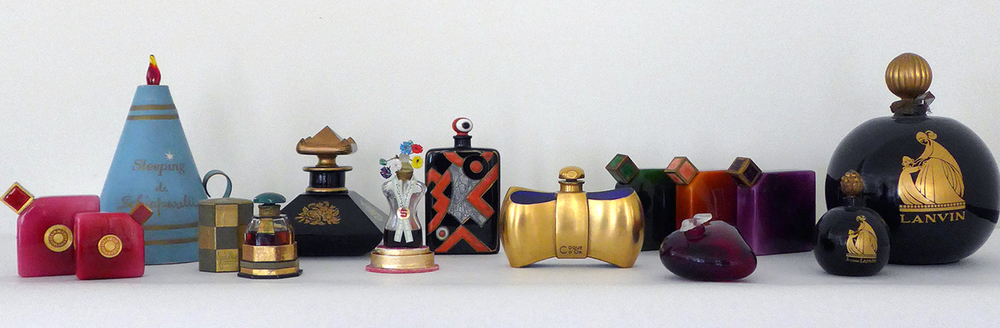 Perfume Bottles from the 1920s – 1930s