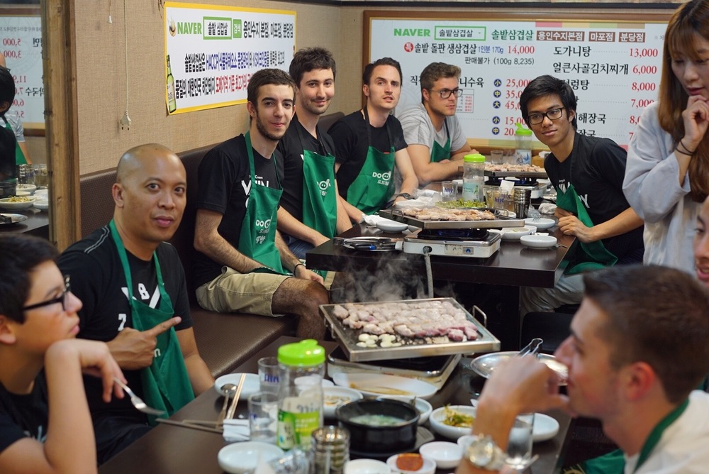 OGN treats us to dinner _ Unknown team pictured.jpg