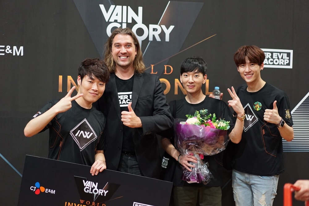 Tommy CTO with Invincible Armada.jpg