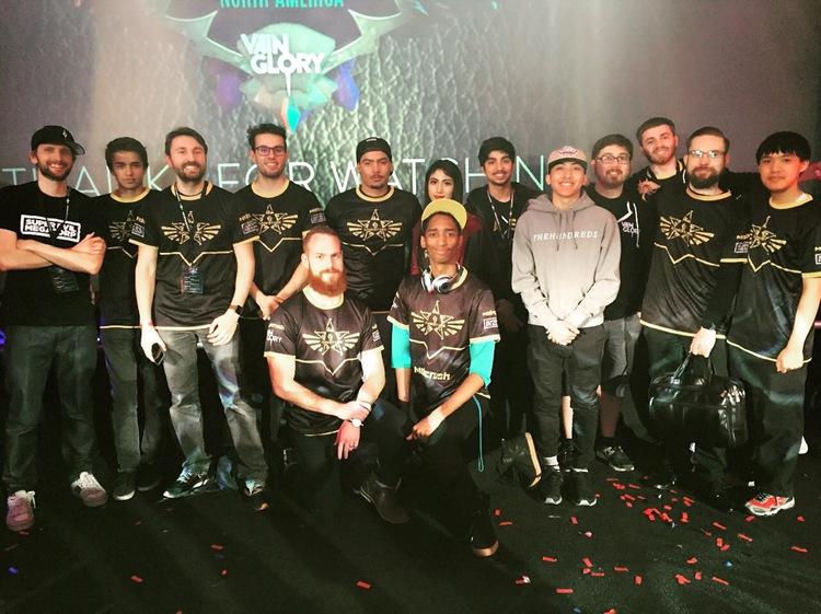 Vainglory League — News — GankStars Esports