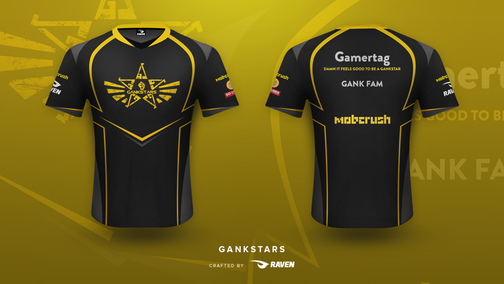 The New GankStars Jersey