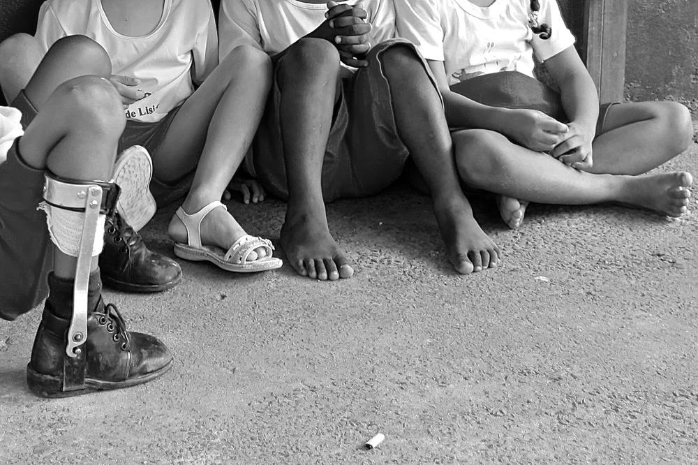 FAVELA LIFE SALVADOR, BRAZIL -