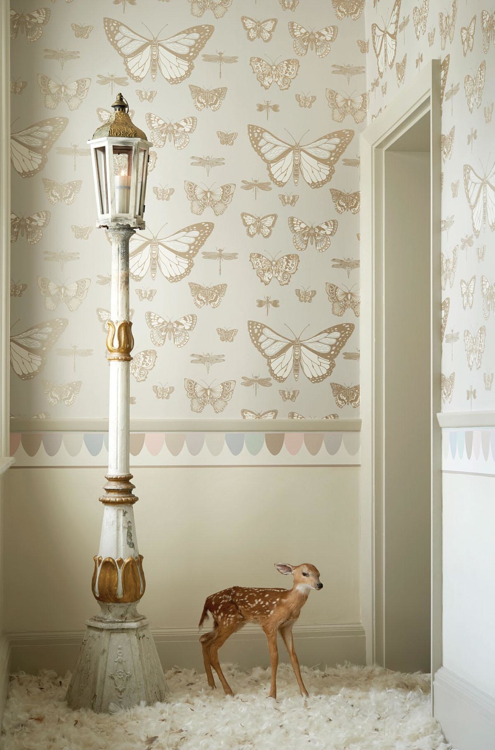 Papel pintado Cole&Son Whimsical Collection