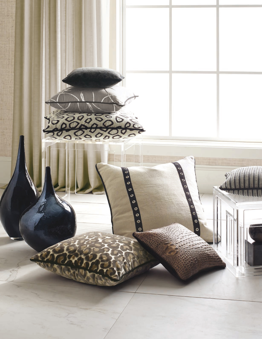 Telas Kravet - Modern Luxe Collection
