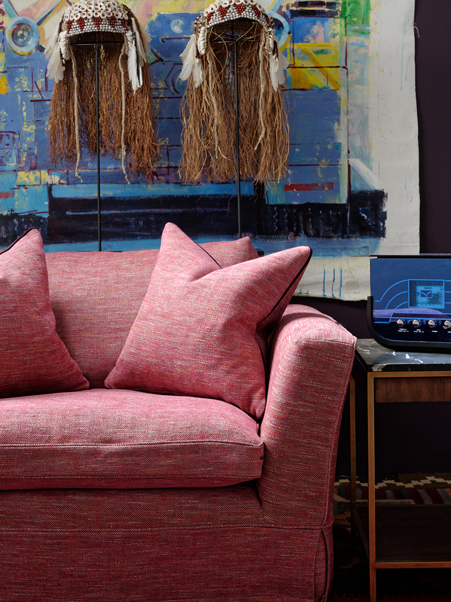 LR_Cadogan Loveseat  Sofa upholstered in Delfini Red Berry Close up.jpg