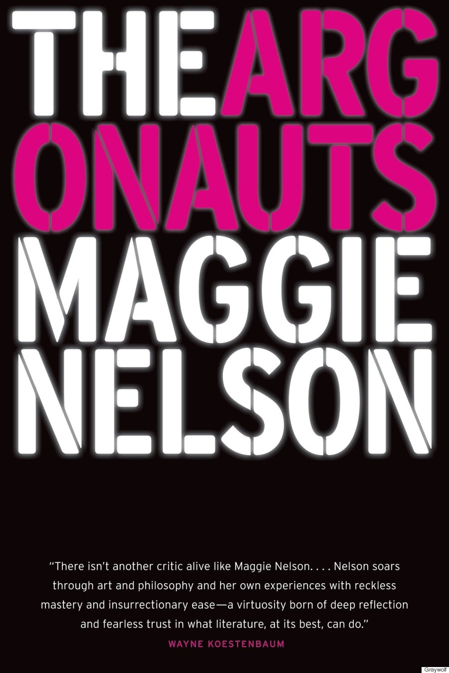 Part memoir, part criticism, part beautifully blunt prose; The Argonauts by Maggie Nelson is really worth your time. She's also written Bluets and Jane: A Murder which are completely different but just as good.