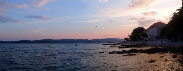 Orebić shores