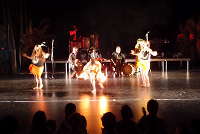 "Untraditional ""traditional Pacific dance styles"" and lots more in the showcases"