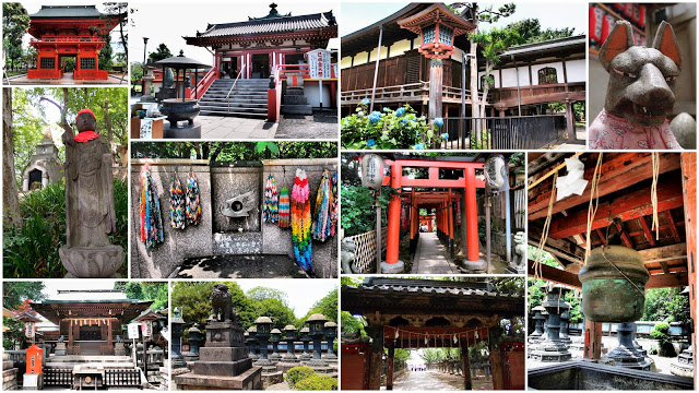 Shrines and temples in Tokyo... everywhere!