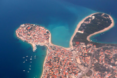 Arriving to Split