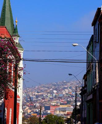 Reminds me a little bit of La Paz