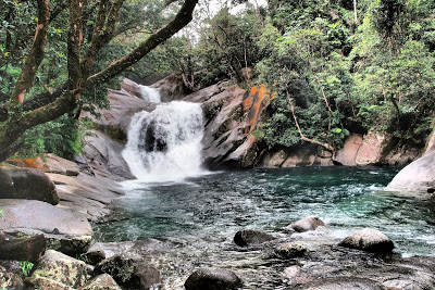 More waterfalls: Josephine Falls