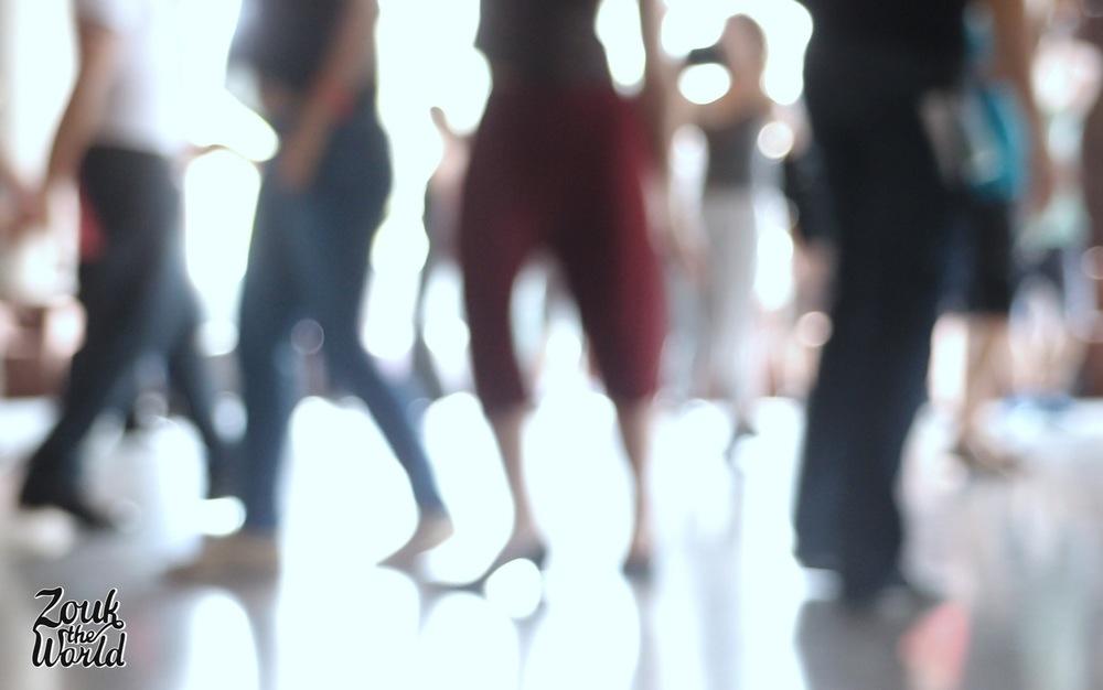 A busy dance floor at DansaBrasil congress